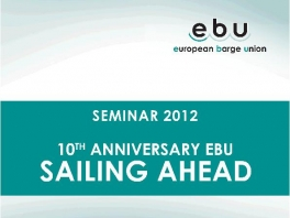 EBU 10th anniversary and seminar